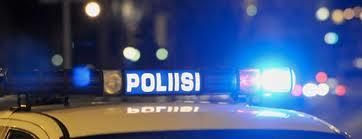 poliisi katon valopaneeli
