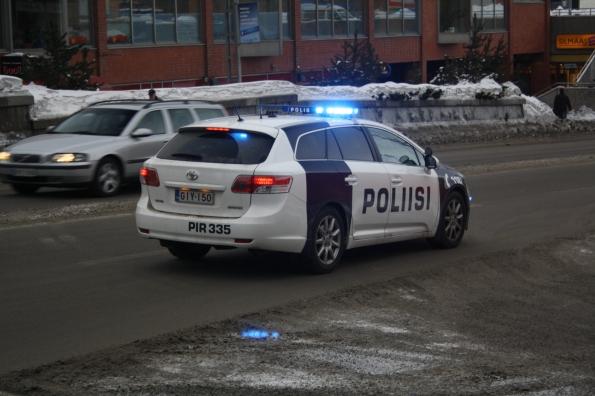 poliisi, tampere