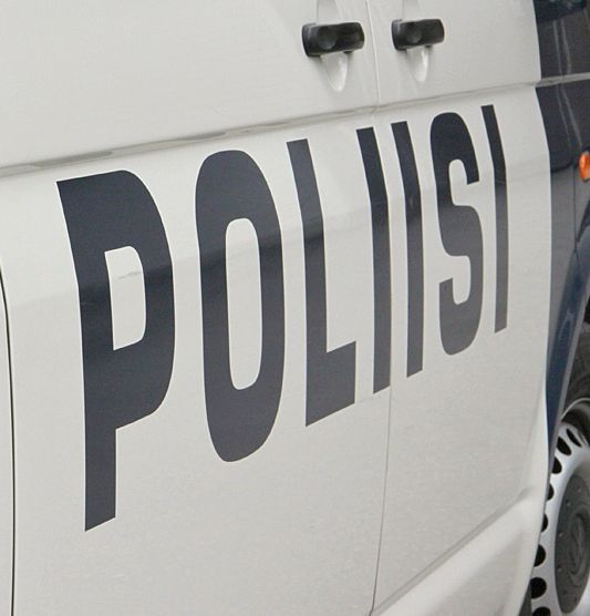 poliisi auto KYLKI 2012